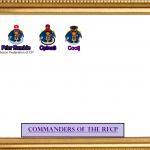 Commanders Portrait