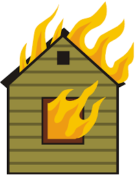 Free House Fire Cliparts, Download Free Clip Art, Free Clip Art on Clipart  Library